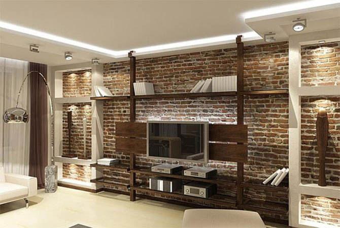 простенький интерьер квартиры фото