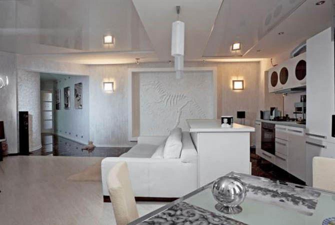 новогодний дизайн 2009 квартиры