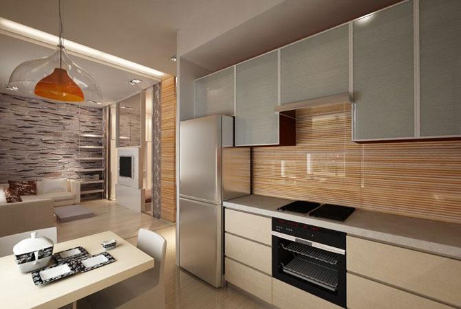 интерьер квартиры в египетском стиле