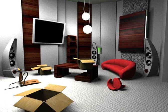 стиль интерьер комнаты уют комфорт планировка