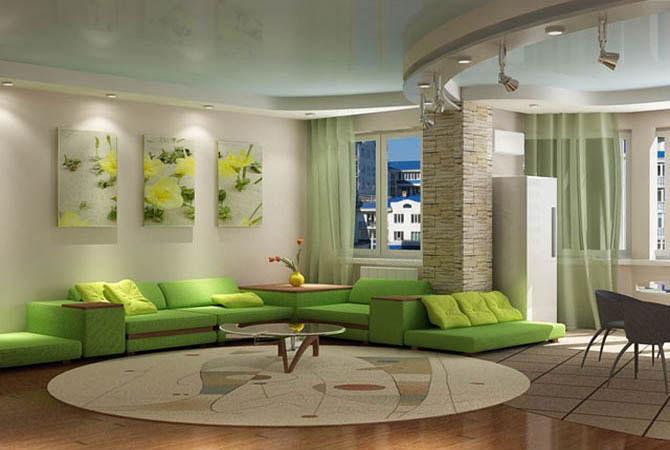 Перепланировки 1 комнатной квартиры
