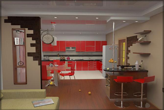 наглядные пособия по дизайну квартир