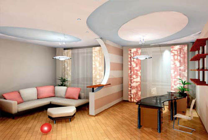 как украсить интерьер прихожей комнаты