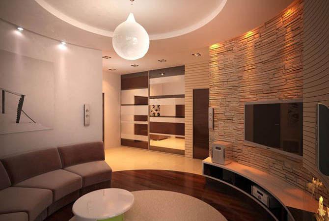фото дизайна для маленькой комнаты