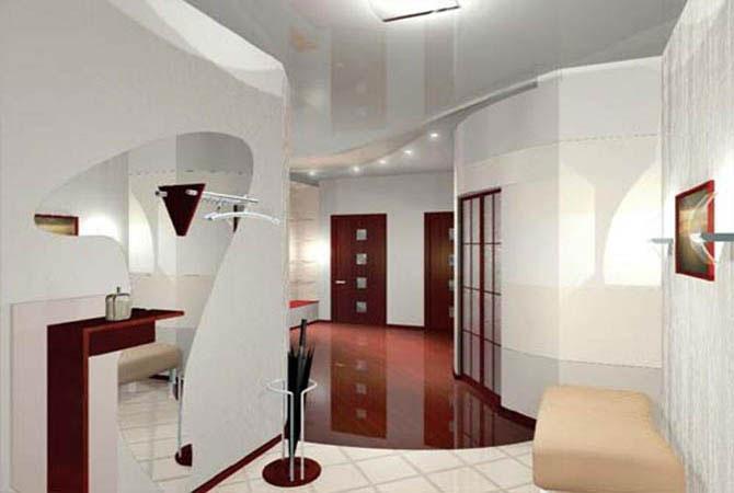 дизайн комнаты молодой женщины
