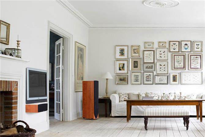 какие стили дизайна интерьера квартир существуют