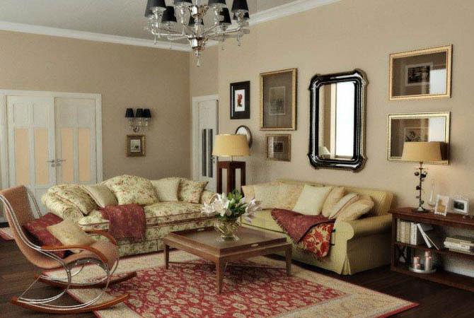 новые решения в дизайне квартир фото