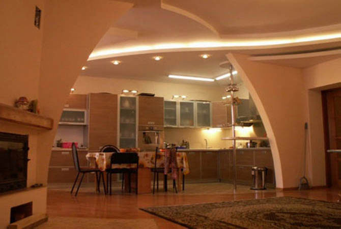 дизайн жилой комнат 17 4м2