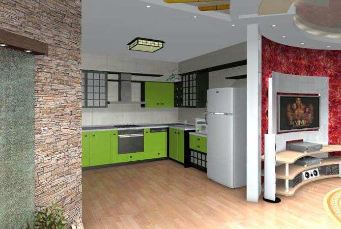 ремонт малогабаритной однокомнатной квартиры