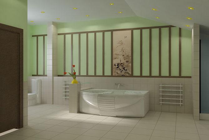 пошаговый ремонт ванной комнаты