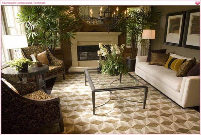 дизайн 1 комнатной квартир