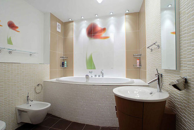 дизайн потолков в малогабаритной квартире