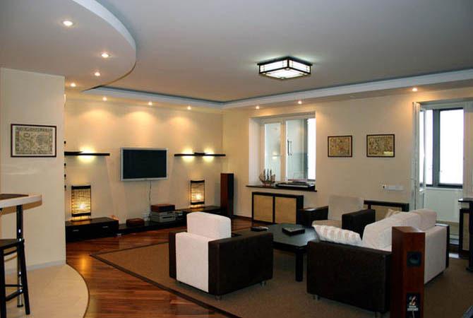 интерьеры и дизайн проекты однокомнатных квартир