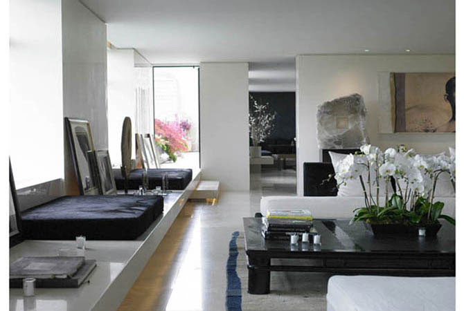 дизайн интерьера квартира студио