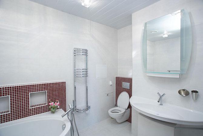 дизайн квартиры отделка потолков