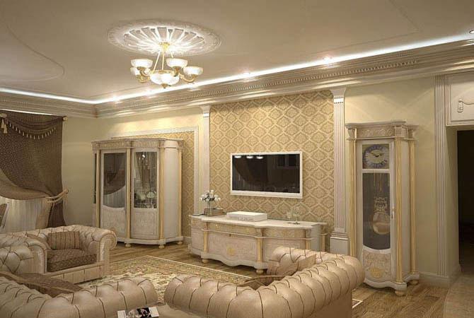 красивые квартиры и интерьеры