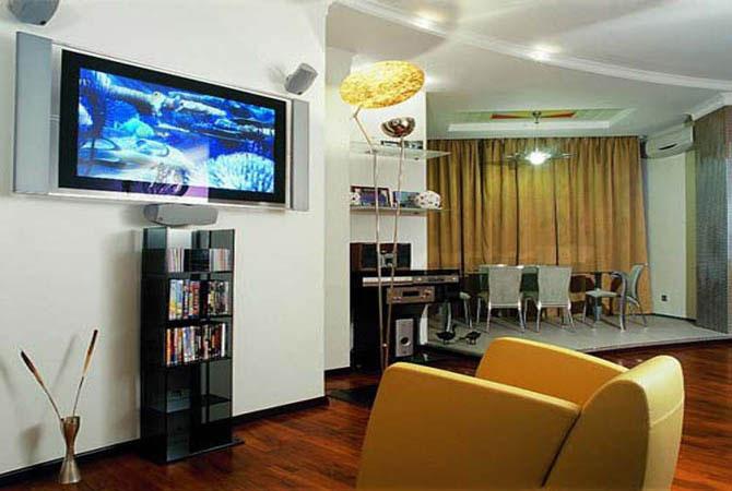 кирбет перепланировка ремонт элитной квартиры