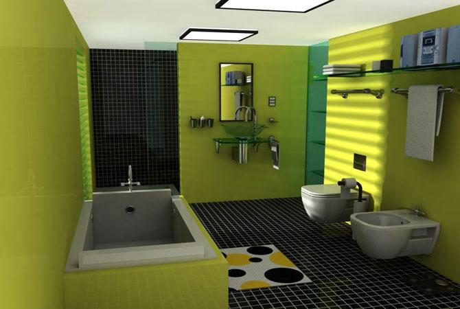 образцы дизайна однокомнатной квартиры