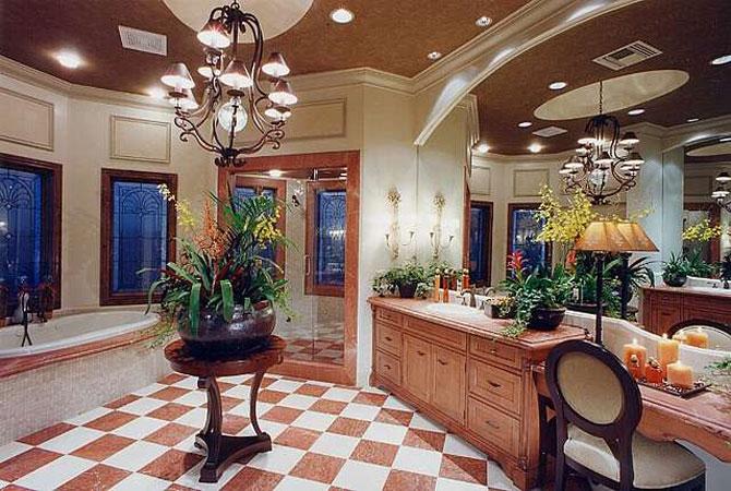 ремонт ванной комнаты щелково