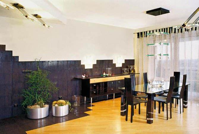 интерьер кухонной комнаты 12 квм