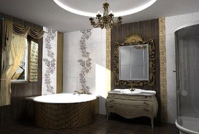 дизайн малогабаритных ваных комнат