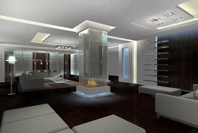 мода на дизайн квартиры