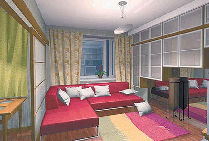 дизайн проект комнаты включает в себя 0081108