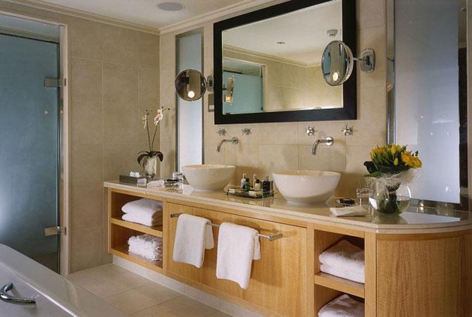 дизайн ванной комнаты и туалета квартира