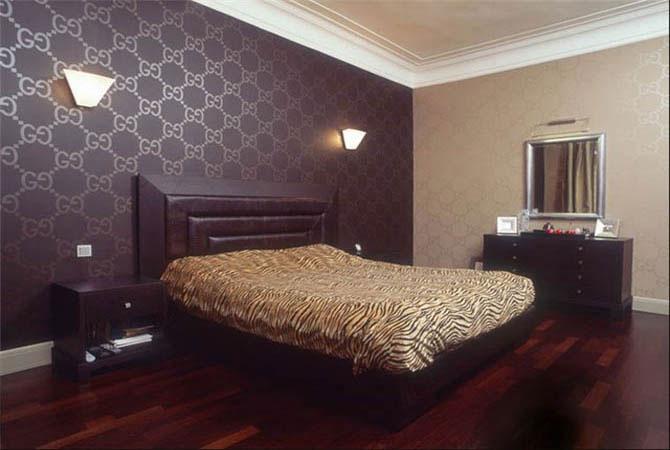 подвесные потолки дизайн домашней комнаты