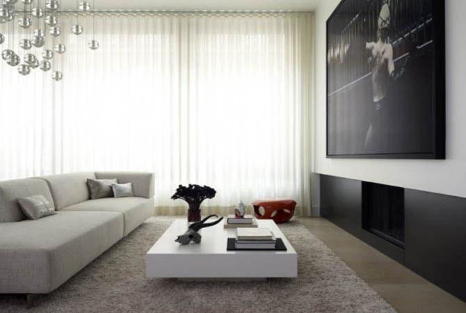 фото интересных интерьеров квартир
