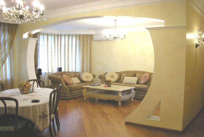 фотографии квартир с ремонтом
