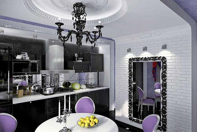 дизайн комнаты в коммунальной квартире-фото