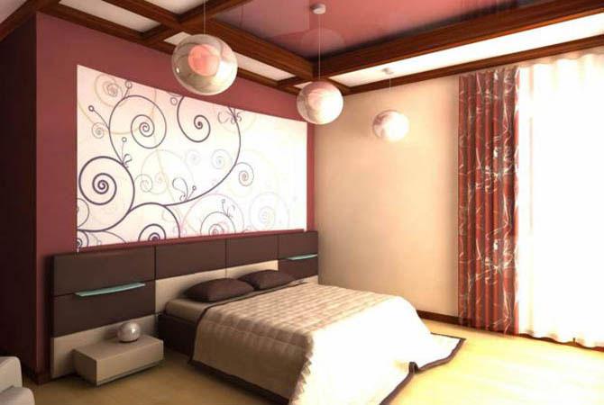 подвесные потолки дизайн вквартиру