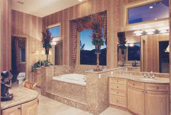 ремонт ванной комнаты фотопоказ объектов по этапам
