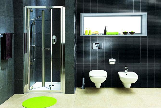 декор и косметический ремонт в ванной комнате