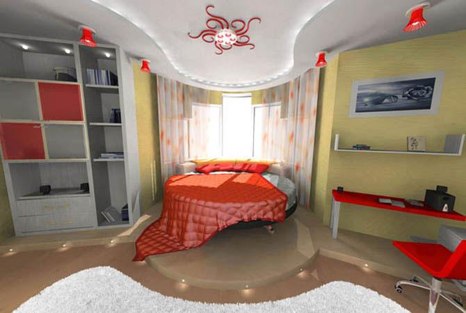 интерьер квартиры в индийском стиле