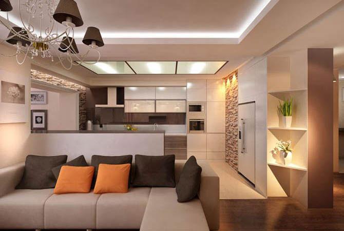оригинльный дизайн комнаты в стиле музыки