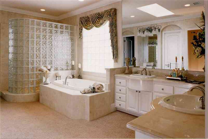 дизайн меленьких ванных комнат