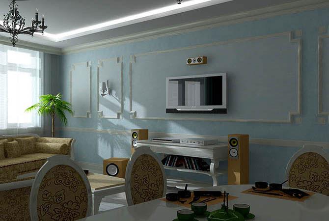 дизайн квартир образцы потолки