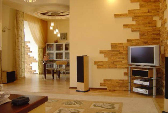 дизайн квартиры студии реал
