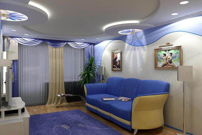 дизайн комнат через интернет