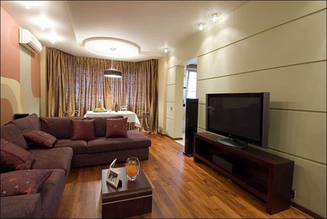 дизайн квартир в стиль модерн