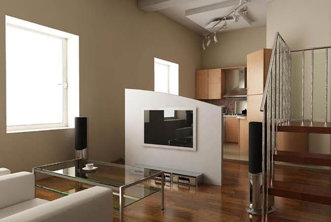 дизайн 2 квартиры п111м