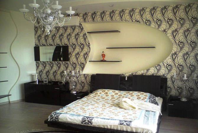 интерьер в квартире - гостинная
