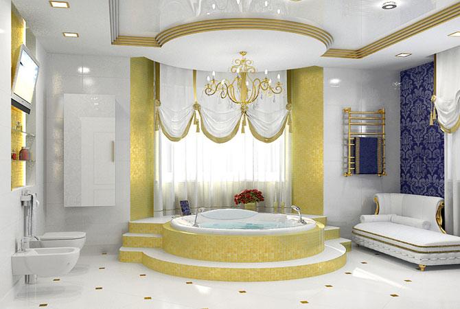 дизайн сальной комнаты по фен-шуй
