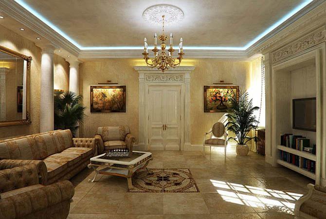 галерея работ по дизайну квартир