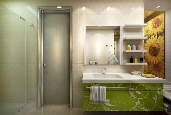 дизайн двухкомнатной квартиры простенький