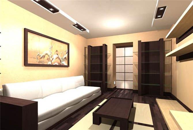 дизайн квартир в стиле растамана