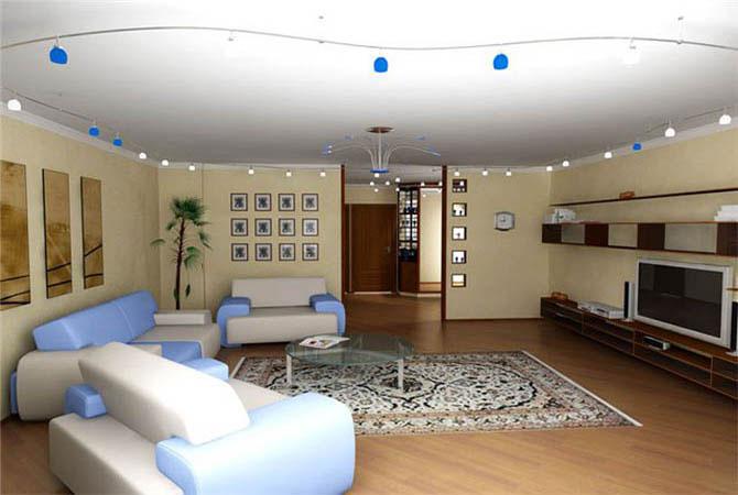 вариант перепланировки 4 комнатной квартиры
