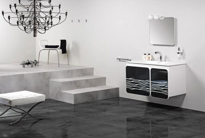 интерьеры комнат объединенных с кухней фото